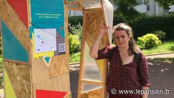 Nanterre : ces bornes interactives portent la voix des femmes du quartier Pablo-Picasso - Le Parisien