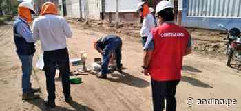 Lambayeque: advierten descuido de municipio de Ferreñafe en supervisión de obras - Agencia Andina