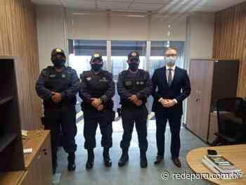 Guardas Civis de Castanhal visitam Superintendência da Polícia Federal - REDEPARÁ