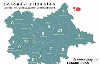Corona-Inzidenz bleibt stabil auf niedrigem Wert - Passauer Neue Presse