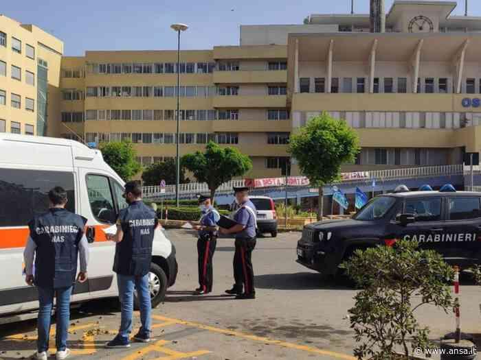 Cc Nas sequestrano 3 ambulanze non autorizzate a Caltagirone - Agenzia ANSA