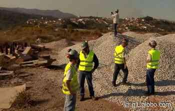 Justiça do Trabalho mantém interdição de barragem da CSN em Congonhas - G1
