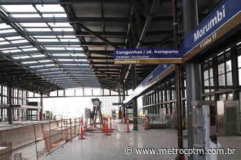 Metrô pode renomear estação que atenderá o Aeroporto de Congonhas - Metrô CPTM