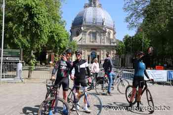 Speciale maatregelen voor aankomst Baloise Tour in Scherpenheuvel