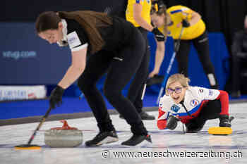 READ Die Schweiz trifft im Finale der Curling-Weltmeisterschaft der Frauen auf RCF - Neue Schweizer Zeitung