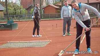 Tennis: Sommer-Saison kann Wochenende starten - Nordwest-Zeitung