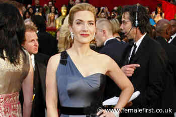 """Kate Winslet likes """"clean and simple"""" red carpet dresses - FemaleFirst.co.uk"""