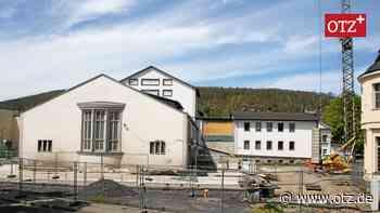 Theater-Baustelle in Rudolstadt: Wie geht es weiter? - Ostthüringer Zeitung