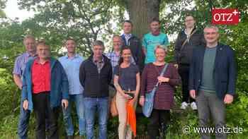 Landrat von Saalfeld-Rudolstadt trifft sich mit Freien Wählern - Ostthüringer Zeitung