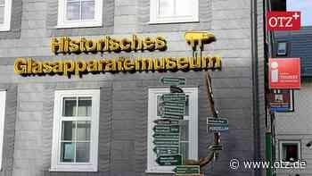 Überraschung in Cursdorf: Radon-Alarm im Museumskeller - Ostthüringer Zeitung
