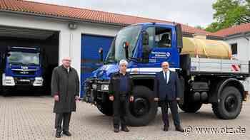 Neues Fahrzeug fürs Technische Hilfswerk Saalfeld-Rudolstadt - Ostthüringer Zeitung