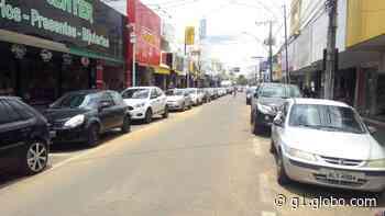 Covid-19: aumento de casos em Araguari preocupa comerciantes e Prefeitura publica decreto com 'toque de recolher' e novas restrições - G1