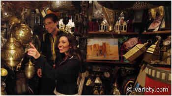 Moroccan Thriller 'Night Walk' With Mickey Rourke Scores International Sales (EXCLUSIVE) - Variety