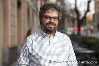 """Sergio del Molino: """"El franquismo siempre ha sido un comodín en el discurso de la izquierda"""" - El Independiente"""