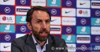 Southgate speaks out against abuse of Everton and Liverpool England stars