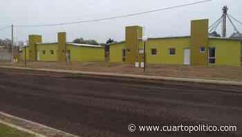 Trenque Lauquen: Entregan cuatro viviendas de círculo cerrado que se construyeron en Garré - Cuarto Político