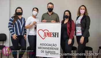 Assistência Social realiza repasse de arrecadação do IR2020 à AMESFI - Guia Medianeira