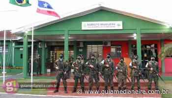 Tiro de Guerra realiza formatura de formação de Cabos - Guia Medianeira