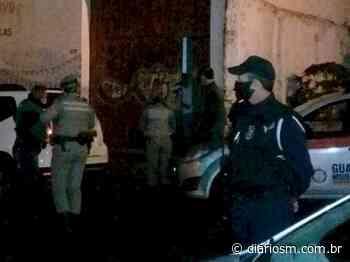 Fiscalização termina com festa clandestina no Bairro Medianeira - Diário de Santa Maria