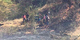 Corpo de jovem é achado carbonizado em matagal em Picos - Picos - Cidadeverde.com