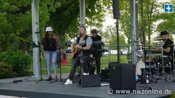 Musik im Park: Gelungener Kultur-Auftakt im Kurpark - Nordwest-Zeitung