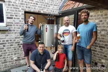 'Angarde' brouwt bier met middeleeuws kantje (Kaprijke) - Het Nieuwsblad