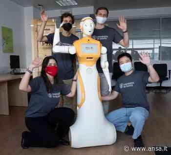 Università: Al Disi di Povo è arrivato il robot umanoide Ari - Agenzia ANSA