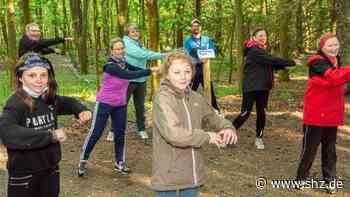 Sport auf Sylt: TSV Westerland eröffnet Fitness-Parcours im Südwäldchen   shz.de - shz.de
