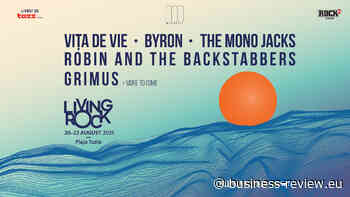 Living Rock, the only alternative music festival held on a beach, set for August 20-22, in Tuzla, Constanta - Business Review