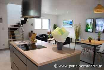 À Val-de-Reuil, les trois maisons du futur se dévoilent - Paris-Normandie