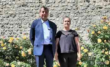 Elections départementales à Val-de-Reuil. William Thiery et Audrey Congé candidats pour le Rassemblement National - actu.fr