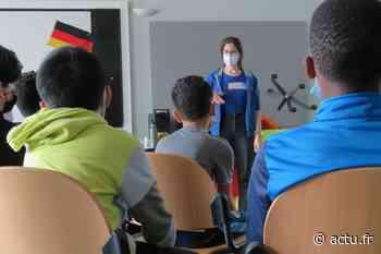 À Val-de-Reuil, l'allemand tente de séduire les élèves du collège Alphonse Allais - actu.fr