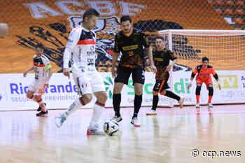 JEC/Krona perde para o Carlos Barbosa e sofre a primeira derrota na Liga Nacional de Futsal - OCP News