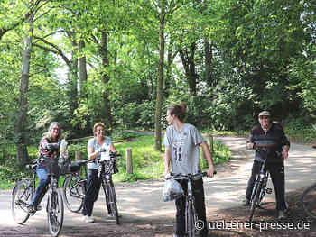 Uelzen fährt vom 7. bis 27. Juni Rad: Wettbewerb Stadtradeln startet mit Müllsammel-Aktion - Uelzener Presse