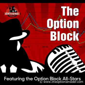 OB 1003: Million Dollar Madness - The Options Insider