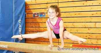Morlaix - Gymnastique : Yanna Sicard, graine de championne - Le Télégramme