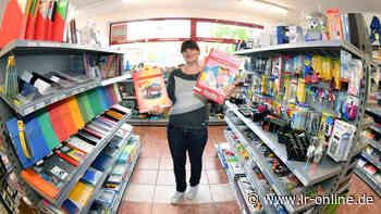 Einkaufen in Bad Liebenwerda: Rückkehrer sichert die Zukunft des Schreibwarenladens in Bad Liebenwerda - Lausitzer Rundschau