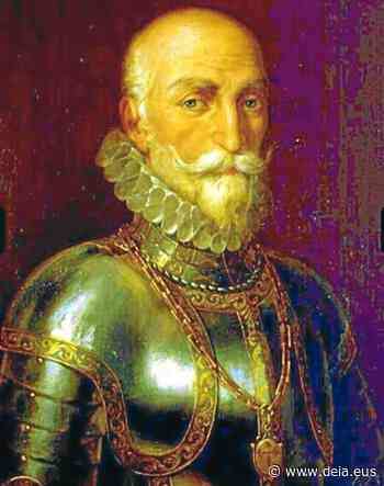 Juan Martínez de Recalde, un almirante que reinó sobre las aguas - Deia