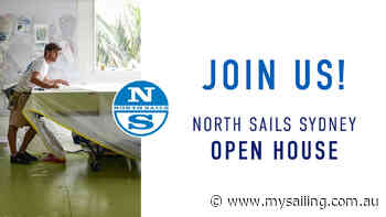 YOU'RE INVITED: NORTH SAILS SYDNEY OPEN HOUSE - My Sailing