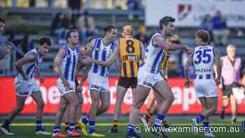North Melbourne's AFL visit to Blundstone Arena to play Greater Western Sydney given the green light - Tasmania Examiner