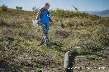 Armenia/Azerbaiyán.- Azerbaiyán detiene a un soldado armenio en la frontera acusado de intentar colocar minas - www.notimerica.com