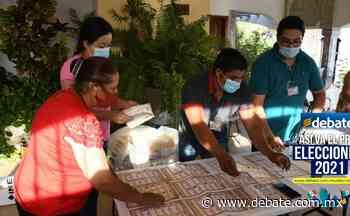 Elecciones 2021: Más 21 mil votos registra el PREP de Angostura - Debate
