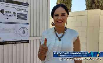 Elecciones 2021: Candidata a la alcaldía de Angostura Aglaeé Montoya ejerce su voto - Debate