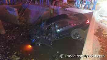 Tres heridos en salida de camino en Angostura - LINEA DIRECTA