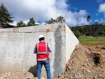Ayabaca: detectan deficiencias en construcción de planta de oxígeno - Agencia Andina