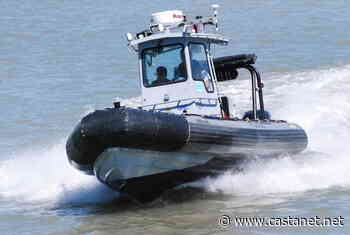 Drunk captain runs 55-foot fishing boat aground near Steveston - BC News - Castanet.net
