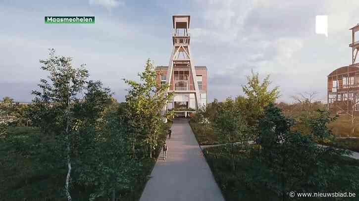 Nationaal Park Hoge Kempen krijgt gloednieuwe toeganspoort in Eisden