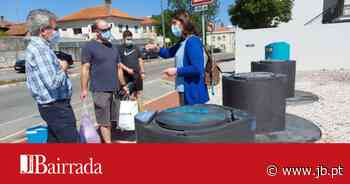 Projeto incentiva a reciclagem de resíduos em Oliveira do Bairro - Jornal da Bairrada