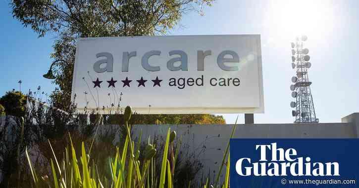 Love, fear and Covid failures in Australia's aged care