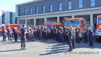 Blagnac. Les pompiers d'Aussonne s'installent dans leur nouvelle caserne - ladepeche.fr